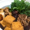 今日の夕食 豚肉のすき焼き