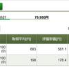 松井→SBIへ!平均取得単価を落とすためのちょびっとした秘策