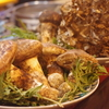 国産松茸入荷☆鶏出汁の土瓶蒸しがおすすめ☆神戸三宮地鶏料理の安東