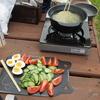 夫婦で日本一周 無料キャンプ場で熊に怯えながら盛岡冷麺を食べる。