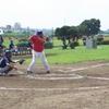 世田谷区軟式野球連盟壮年部大会 アパッチ野球軍vs イトウクラブS