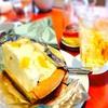 ハーブスで、果実感いっぱいのオレンジムースタルト