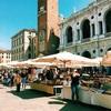 イタリア  Vicenza(ヴィツェンツァ)の蚤の市