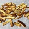 パン耳&大根菜。捨てちゃう部分もひと手間かけて、美味しいおやつとおかずに変身。