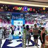 5歳児連れシンガポール旅行(15)シンガポールでこどもと買い物したところ