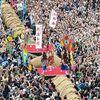 綱引き合戦 :日本の市場