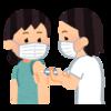 コロナワクチン第1回目、プチンでグリン