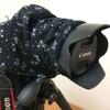 カメラカバーを洋服リメイクにて自作した件(断捨離の掟に反したが…)