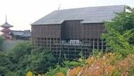 〔2017年7月〕清水寺本堂の工事の状況は?今だけの限定バージョンはいつまで?
