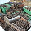 薪を節約する薪ストーブの焚き方と火かき棒