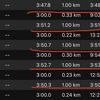 ジョギング12.07km・向かい風よりも追い風で遅くなったインターバルの巻