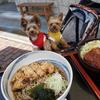 美味しいお蕎麦が食べれるよテラス席ペットOK【道の駅 風穴の里】