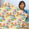 4th:気仙沼の幸、布地に表現 石垣市出身デザイナーMIMURIさん 東日本大震災7年:琉球新報