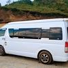 ラオス:ルアンパパーンからバンビエンにバスで移動【22日目】