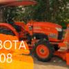 タイで購入できたトラクターを紹介します。KUBOTA Thailand