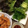 夏の食卓に♪余りがちな焼肉のタレ&鶏むね肉で簡単・節約「サムギョプサル」のレシピ