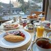 日光金谷ホテル : フルブレックファストに正月特典おせちで和洋折衷の朝食