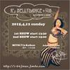 4月五六市 新しいイベントのお知らせ「トライバルベリーダンスパフォーマンス」