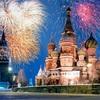 【モスクワ】可愛いに溢れている街♡
