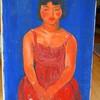 母親の肖像画