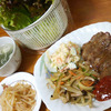 韓国風焼き肉(牛)