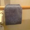 古シーツと50年ものの刺繍糸
