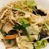 新宿の菜香菜で夕食♪♪おすすめメニュー「上海やきそば」