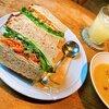 鎌倉のヴィーガンカフェ「Kamakura 24 sekki」のサンドイッチが美味しすぎる