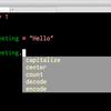 PythonのREPLでシンタックスハイライトやコード補完を利用可能にするPython Prompt Toolkit