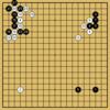 AlphaGo対AlphaZeroの棋譜20