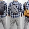 Peak Designのスリングバッグとバックパックがやっと届いたので、とりあえず開封して比較してみた