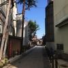 関越ウォーク 街道ルート 19. 越後滝谷駅〜長岡〜蔵王橋東詰