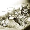 バカラのショットグラスはコレクションとして集める方も多く、特別な贈答品としてもオススメです。