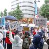 地球の恥さらし & 差別デモに反対する意思表示 Racists & Anti-Racists in Ikebukuro,Tokyo
