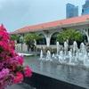 シンガポールで感じたナゾ。
