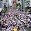香港200万人デモ