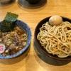 401. 味玉つけめん@くり山(白楽):TRY常連の王道豚骨魚介!個人的No.1のつけ麺!