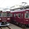 嵐山へさくらを見に行く①鉄道風景265...20210404