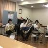 【台風後、ほっこりしたお誕生日コンサート】