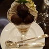 食の備忘録 番外編#69:千疋屋総本店 フルーツパーラー「マロンパフェを食す」