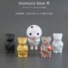 『momoco bear 展』と『造形作家もち川幸範 作品展』にいってきた。