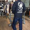 クッシュマン/CUSMAN HWZN MFGとのWネーム A-2デッキジャケット☆カッコいいジャケットが入荷しました(^^♪