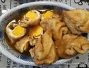 卵の消費に!つくれぽ2000超えの卵の巾着煮が簡単で美味しい