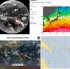 【台風情報】台風28号・台風29号は熱帯低気圧へと変わったものの、日本の南東には台風のたまごが1つ存在(97P)!この台風30号の卵の上陸は!?過去には11月30日に本州へ上陸したことも!!