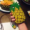 INSパイナップル、バナナ、夏日フルーツiPhone7ケース