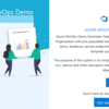 Azure DevOpsの出来合いプロジェクトを簡単に作る方法