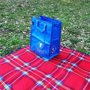 ピクニックの風対策に役立つ持ち物など。少しの工夫で見た目もおしゃれに快適に