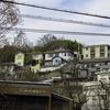 「神戸百景(川西 英)」の「諏訪山住宅」を見つけた後は北野から三宮へ。
