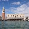 船から眺めるヴェネチア