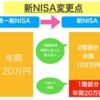 新NISAの導入が発表!どのような制度なのか超わかりやすく解説!